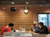 20日放送の『アッコのいいかげんに1000回』にダウンタウンが出演(C)ニッポン放送
