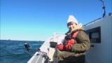 森七菜 制限時間6時間で海釣り挑戦