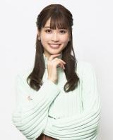 28日スタートの生見愛瑠主演ドラマ『おしゃれのお耐えがわからない』に主演する生見愛瑠(めるる)(C)日本テレビ