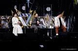 「オダイバ!!超次元音楽祭 ヨコハマからハッピーバレンタインフェス2021」に出演したバナナマン
