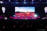 「オダイバ!!超次元音楽祭 ヨコハマからハッピーバレンタインフェス2021」に出演した早見沙織