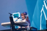 「オダイバ!!超次元音楽祭 ヨコハマからハッピーバレンタインフェス2021」に出演したPoppin'party