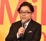 レストランガイドブック『ゴ・エ・ミヨ 2021』の出版記念授賞式に出席した秋元康 (C)ORICON NewS inc.