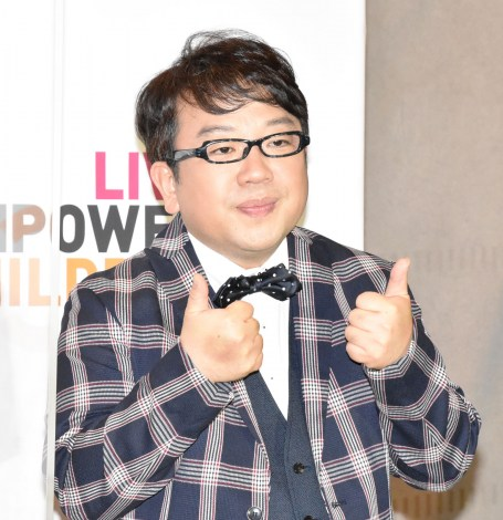 『LIVE EMPOWER CHILDREN 2021 supported by Aflac』の囲み取材に出席したキャイ〜ン・天野ひろゆき (C)ORICON NewS inc.