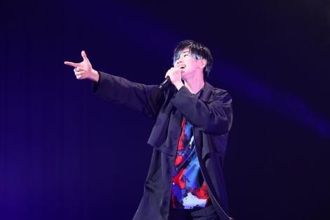 『LIVE EMPOWER CHILDREN 2021 supported by Aflac』に出演した松浦航大