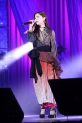 『LIVE EMPOWER CHILDREN 2021 supported by Aflac』に出演したKEIKO