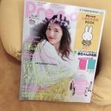 平野ノラが表紙を務めた雑誌『Pre-mo』 (写真はブログより)