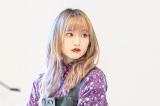 第2回に登場する女子大生・嶋ありさ(萩原みのり)=BSプレミアムのドラマ『やっぱりおしい刑事』(3月7日スタート)(C)NHK