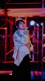 YOASOBI初のワンマンライブ『KEEP OUT THEATER』より Photo by Kato Shumpei