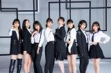 サブリーダーの高木紗友希(右から2人目)が活動終了を発表したJuice=Juice