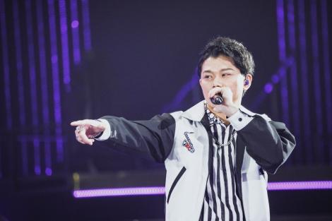 """竹内栄治=『ヒプノシスマイク-Division Rap Battle- 6th LIVE』2nd Battleの模様=Photo by nishinaga """"saicho"""" isao /前田俊太郎/進藤景太"""