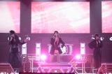 """中王区=『ヒプノシスマイク-Division Rap Battle- 6th LIVE』2nd Battleの模様=Photo by nishinaga """"saicho"""" isao /前田俊太郎/進藤景太"""