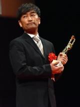 「TSUTAYAプレミアム映画ファン賞 日本映画部門」を受賞した『ミッドナイトスワン』の森谷雄プロデューサー =『第75回毎日映画コンクール』表彰式 (C)ORICON NewS inc.