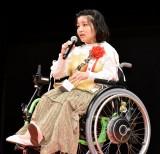 「スポニチグランプリ新人賞」を受賞した佳山明=『第75回毎日映画コンクール』表彰式 (C)ORICON NewS inc.