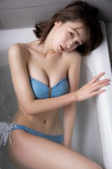 『ヤンマガWeb』に登場した藤井サチ(C)中村和孝(まきうらオフィス)/ヤンマガWeb