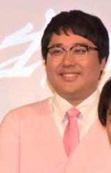 映画『ブレイブ -群青戦記-』の天下人に挑戦イベントに参加したマヂカルラブリー・村上 (C)ORICON NewS inc.