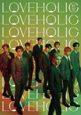 Japan 2nd Mini ALBUM『LOVEHOLIC』を発売したNCT 127