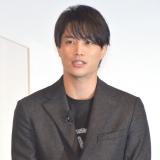 映画『ブレイブ -群青戦記-』の天下人に挑戦イベントに参加した鈴木伸之 (C)ORICON NewS inc.