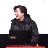 映画『ブレイブ -群青戦記-』の天下人に挑戦イベントに参加した新田真剣佑 (C)ORICON NewS inc.