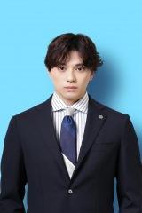 4月スタートの月9ドラマ『イチケイのカラス』に出演が決まった新田真剣佑(C)フジテレビ