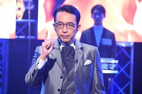 金曜ロードSHOW!『最強の頭脳日本一決定戦!頭脳王2021』MCを務める福澤朗 (C)日本テレビ