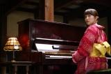 自身初のヒロインを務める映画『すくってごらん』でピアノ演奏に初挑戦した百田夏菜子