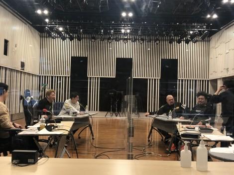 『ナイナイANN』で新たな大会「矢部の壁」生開催(C)ニッポン放送