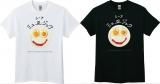 土屋太鳳の直筆文字もプリントされたSia日本オリジナルグッズ「Tシャツ」白・黒