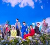 『第32回 マイナビ 東京ガールズコレクション 2021 SPRING/SUMMER 』への出演が決定したATEEZ