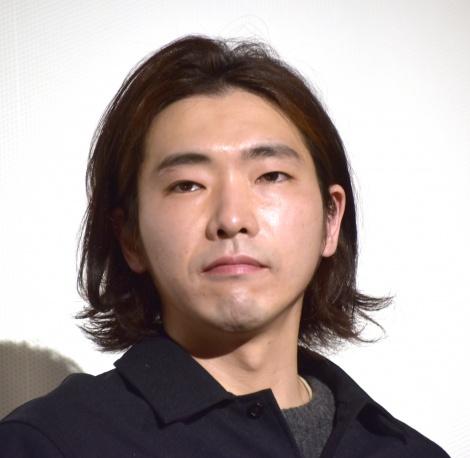 映画『痛くない死に方』初日舞台あいさつに登壇した柄本佑 (C)ORICON NewS inc.