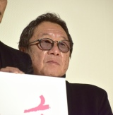 映画『痛くない死に方』初日舞台あいさつに登壇した高橋伴明監督 (C)ORICON NewS inc.