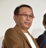 映画『痛くない死に方』初日舞台あいさつに登壇した長尾和宏氏 (C)ORICON NewS inc.