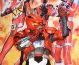 映画『機界戦隊ゼンカイジャー THE MOVIE 赤い戦い!オール戦隊大集会!!』公開初日舞台あいさつに登壇したジュラン (C)ORICON NewS inc.