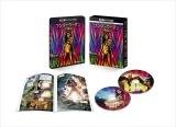 『ワンダーウーマン 1984』<4K ULTRA HD&ブルーレイセット>(3000セット限定/2枚組/日本限定コミックブック付)