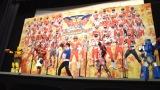 映画『機界戦隊ゼンカイジャー THE MOVIE 赤い戦い!オール戦隊大集会!!』公開初日舞台あいさつの模様 (C)ORICON NewS inc.
