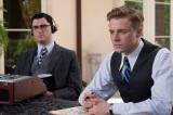 架空の捜査官クロフォード(ジャック・ロウデン)=映画『カポネ』2月26日公開 (C)2020 FONZO, LLC. ALL RIGHTS RESERVED.