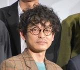 映画『あの頃。』公開記念舞台あいさつに登壇した山中崇 (C)ORICON NewS inc.