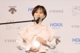 『スニーカーベストドレッサー賞 2021』の女優部門を受賞した前田敦子