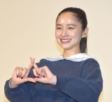 映画『ライアー×ライアー』公開記念舞台あいさつに登壇した堀田真由 (C)ORICON NewS inc.