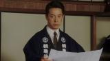 えびす座・楽屋にて。劇団員にあることを言う熊田(西川忠志)=連続テレビ小説『おちょやん』第12週・第57回より (C)NHK