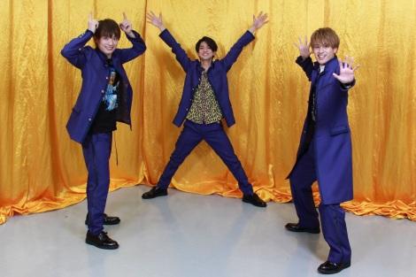 22日放送『なにわからAぇ! 風吹かせます!』に出演するAぇ!group (C)カンテレ
