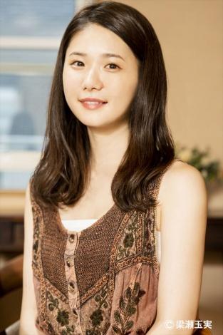 小野花梨が出演=NHK総合のよるドラ『きれいのくに』4月12日スタート(C)梁瀬玉実