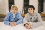 磯村勇斗(左)と北村匠海(右)がサウナ愛を語る=『サウナーーーズ2』3月7日よりWOWOWで放送・配信