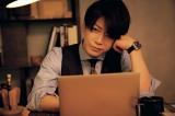 『Oggi4月号』に登場するKAT-TUN・亀梨和也(C)小学館