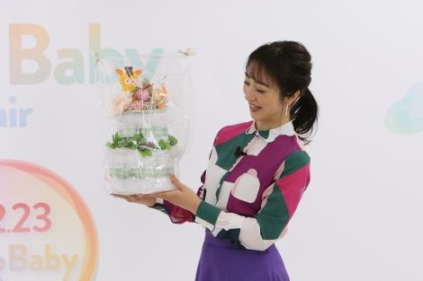 オンラインイベント『ベビーザらス×川田裕美さん出産・子育て応援イベント』に登壇した川田裕美