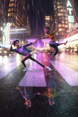 ディズニー・アニメーション5年ぶり新作劇場用短編映画『あの頃をもう一度』『ラーヤと龍の王国』と同時上映決定 (C)2021 Disney. All Rights Reserved.