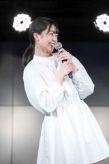 マジカル・パンチラインの益田珠希=「結成5周年記念&新メンバーお披露目イベント〜THe Start〜」