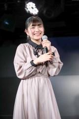マジカル・パンチラインの吉田優良里=「結成5周年記念&新メンバーお披露目イベント〜THe Start〜」