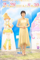 『トロピカル〜ジュ!プリキュア』マスコミ向けオンライン記者会見に参加した石川由依