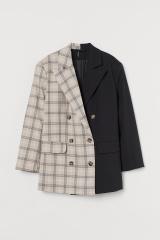 オーバーサイズジャケット(4999円)=『H&M Loves NiziU』コレクション第2弾